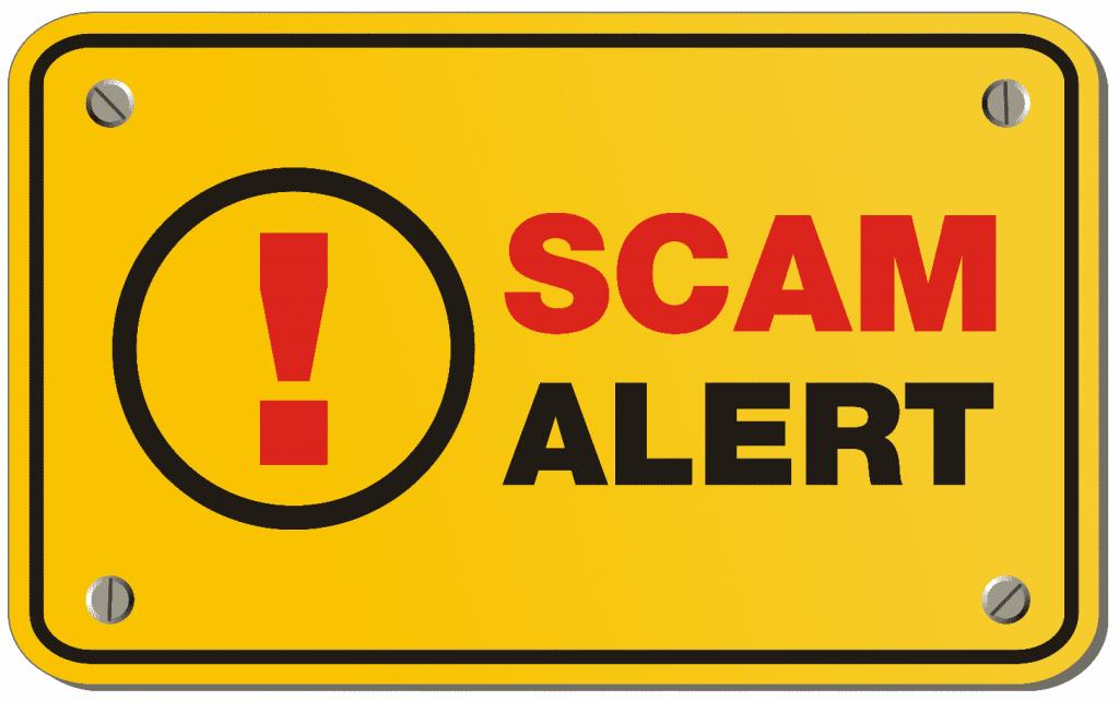 scam alert 1024x642 - هشدار در مورد کلاهبرداری با نام تجاری ققنوس