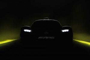 رونمایی از جدیدترین خودروی هیبریدی فرمول یک مرسدس بنز
