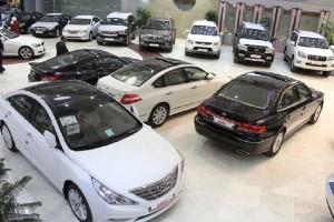 واردات ۳۷ هزار دستگاه خودروی سواری در۵ماهه امسال