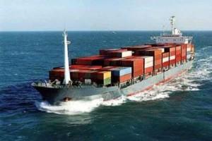 کشتی باربری ایران در آبهای کویت غرق شد