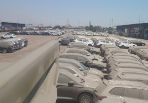 خاک خوردن ۷۰۰۰ خودروی بدون ثبت سفارش