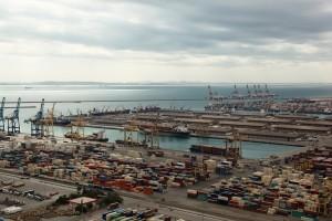 سامانه صادرات کالا در بندر شهید رجایی راه اندازی شد