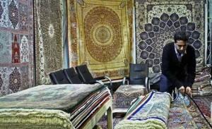 ۸۵درصد تولیدات فرش دستباف صادر میشود