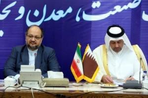 پیشنهاد قطر برای ۵ برابر کردن حجم مبادلات تجاری با ایران