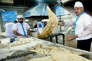 افزایش قیمت نان از دوشنبه در کشور اجرایی می شود