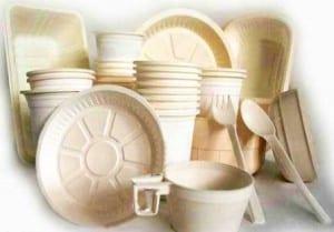 واردات بیش از ۱۱۴ تن انواع ظروف کاغذی