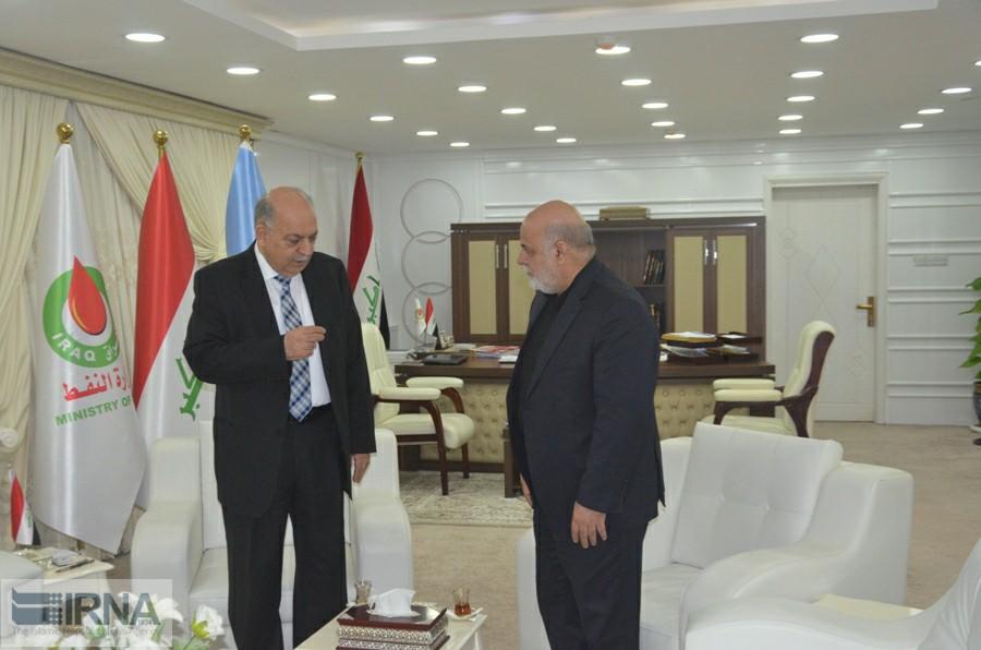 n83092281 72646498 - وزیر نفت عراق: با سیاست تحریم مخالفت اصولی داریم