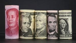 بانک مرکزی انگلیس: یوآن به ارز اصلی جهان تبدیل میشود