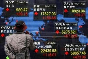 سایه سنگین جنگ تجاری بر بازار سهام آسیا