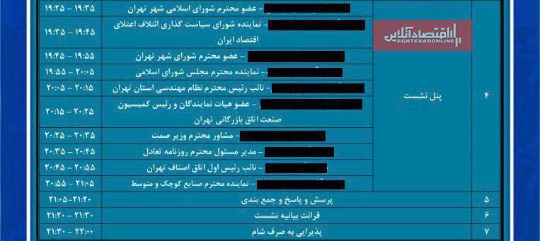 1548941890 393  - تبلیغات شبانه غیر قانونی یک کاندید انتخابات اتاق بازرگانی