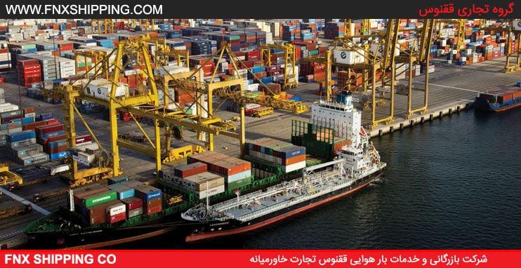 3563566 - حمل دریایی درب به درب چین به دبی (امارات)