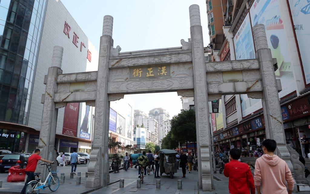 عمدهفروشی خیابان Hanzheng