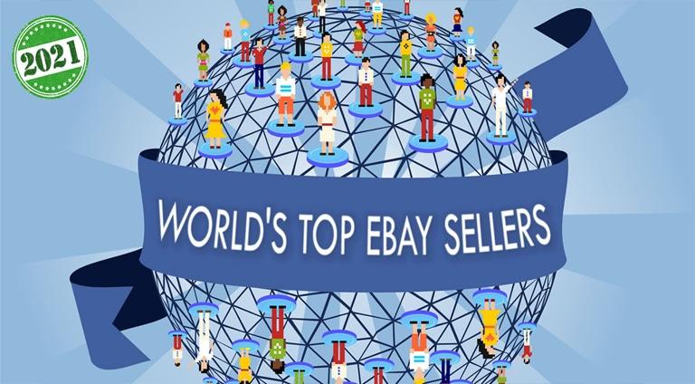 فروشندگان برتر در ebay