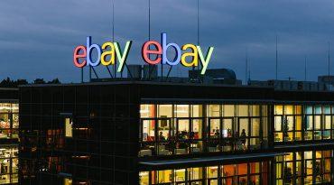 وب سایت ebay