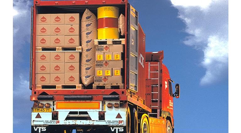 استفاده بهینه از فضای کانتینر در حمل و نقل جاده ای