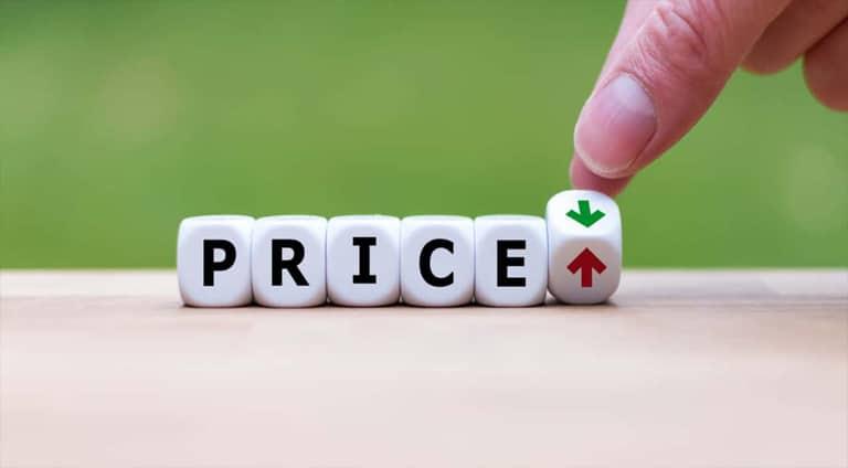 افزایش ناگهانی قیمت ها