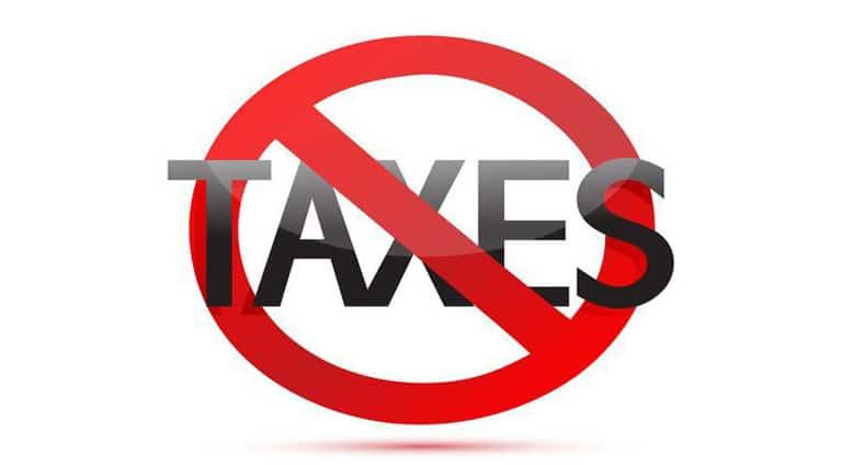 عدم پرداخت مالیات در سایت آمازون