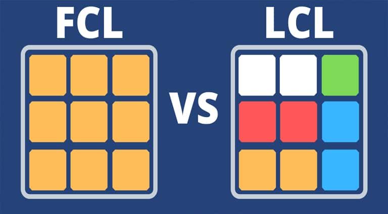 fcl و lcl