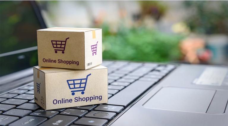 استفاده مجدد از بسته بندی در فروشگاه آنلاین