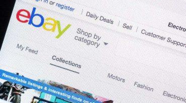 فروش در سایت ebay