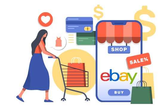 سایت خرید و فروش ebay