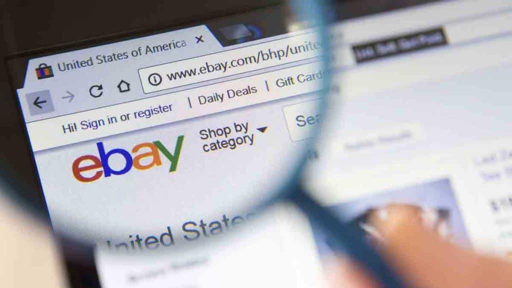 کسب درآمد موفق از سایت ebay
